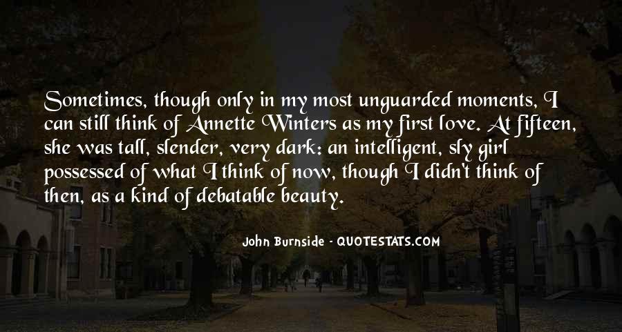 John Burnside Quotes #1729029