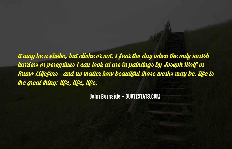 John Burnside Quotes #1791878