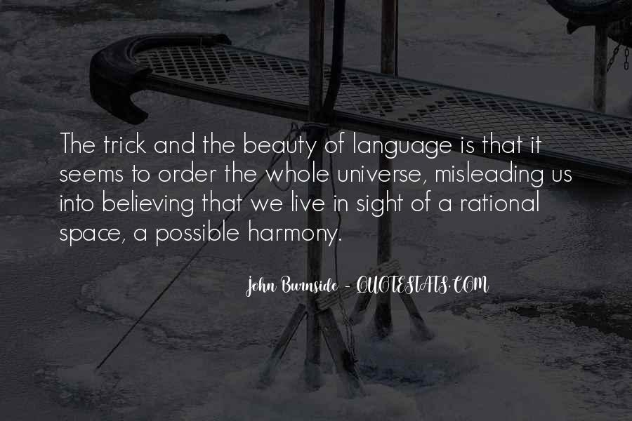 John Burnside Quotes #1799255