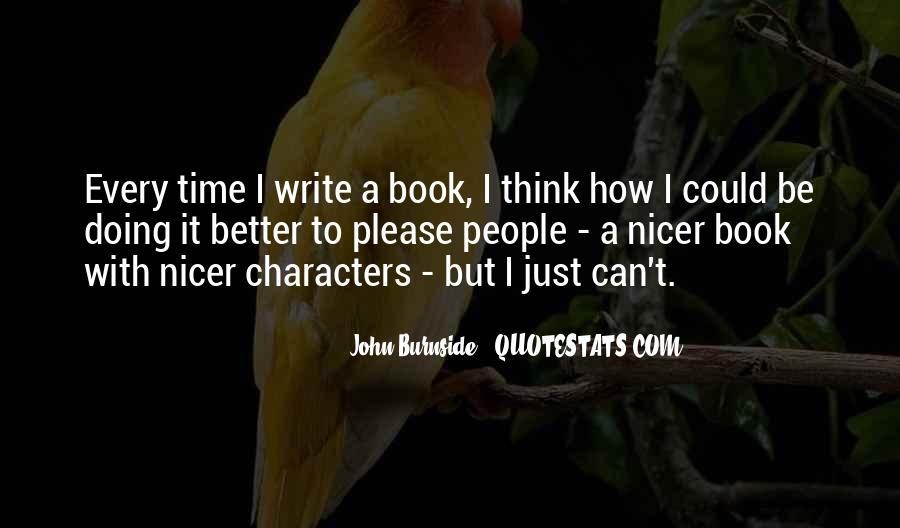 John Burnside Quotes #1812965