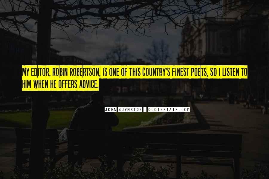 John Burnside Quotes #275664