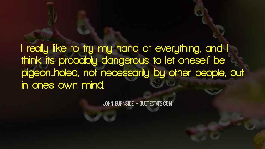 John Burnside Quotes #308020