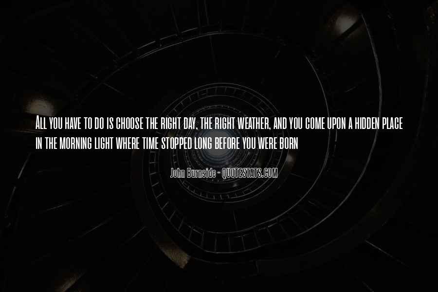 John Burnside Quotes #308709