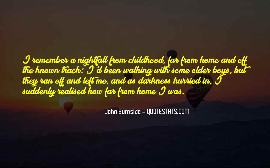 John Burnside Quotes #333190