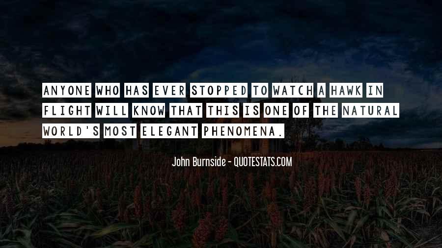 John Burnside Quotes #544613