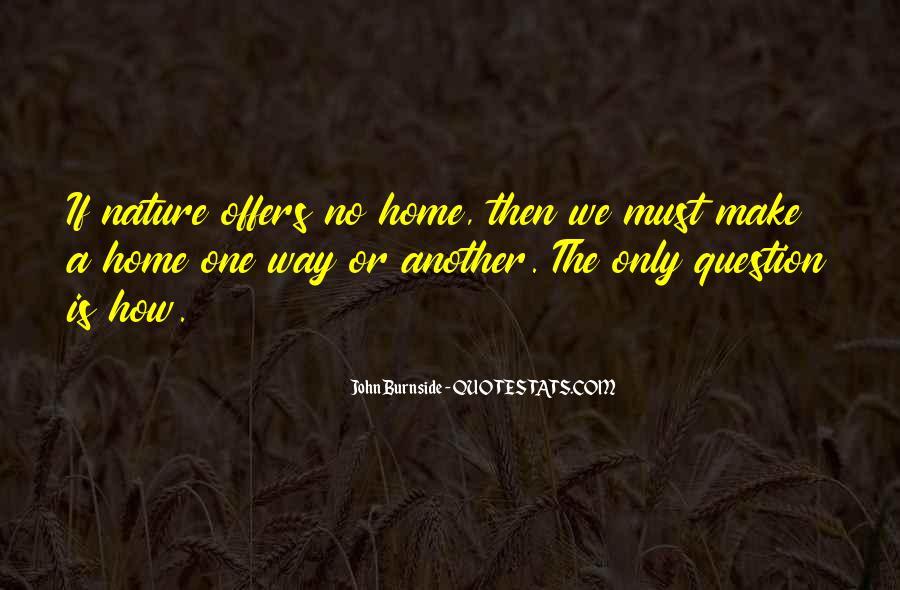 John Burnside Quotes #560956