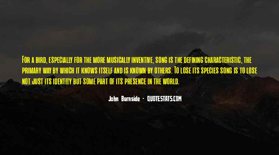 John Burnside Quotes #604834