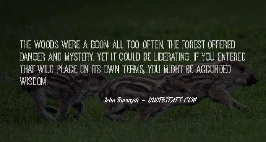 John Burnside Quotes #646863