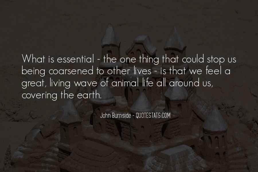 John Burnside Quotes #727405