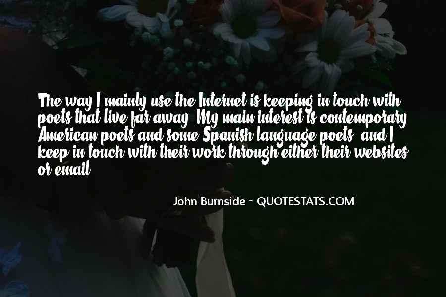 John Burnside Quotes #82703