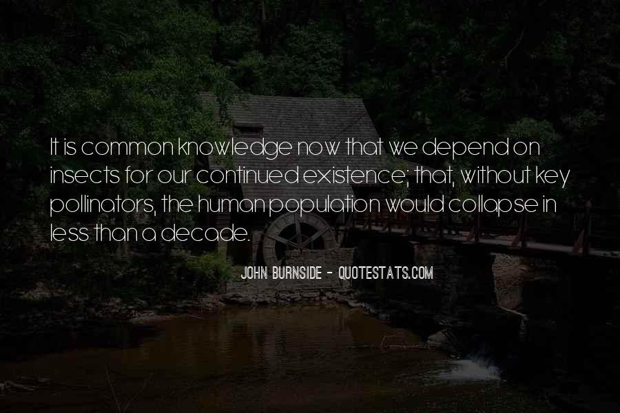 John Burnside Quotes #858613
