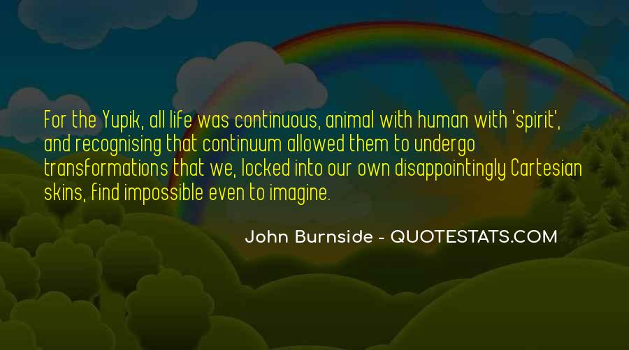 John Burnside Quotes #908214