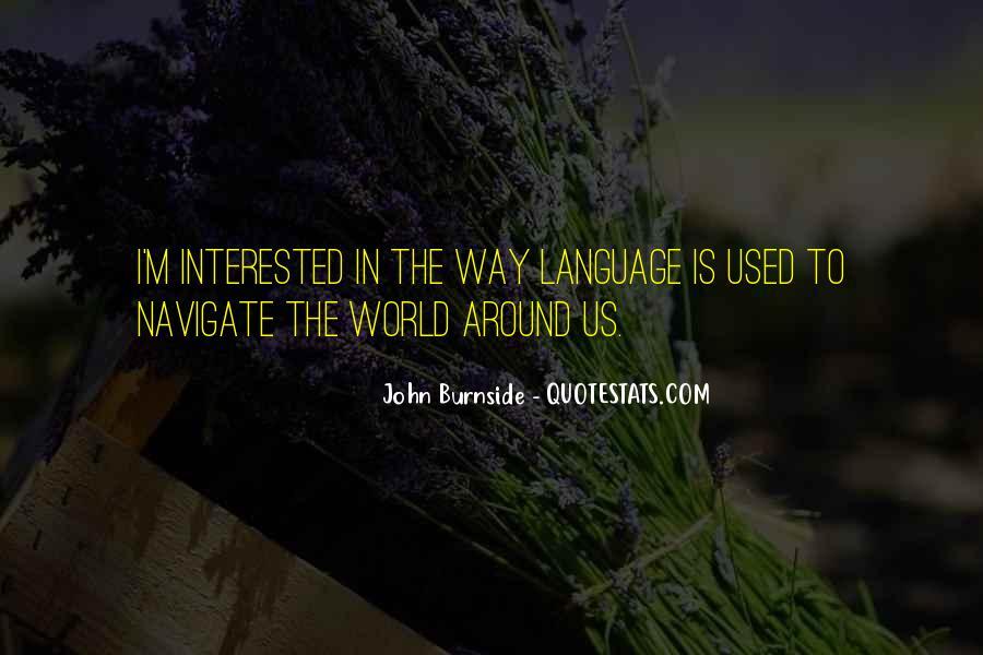 John Burnside Quotes #968306