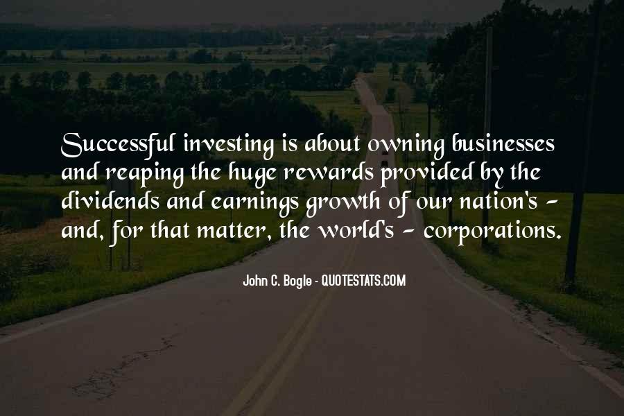 John C. Bogle Quotes #1230299