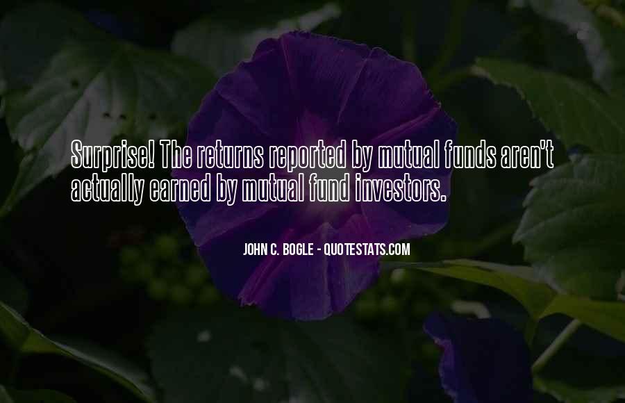 John C. Bogle Quotes #1527905