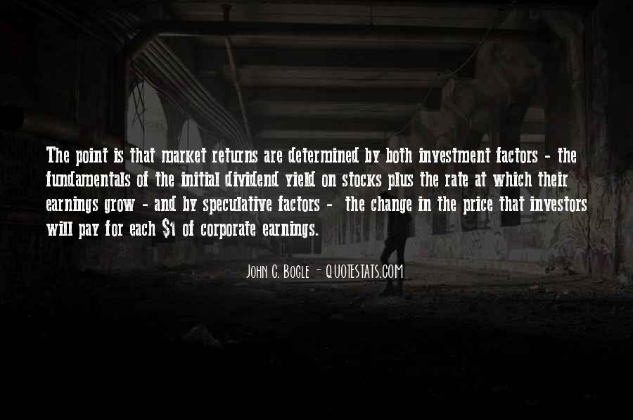 John C. Bogle Quotes #1645229