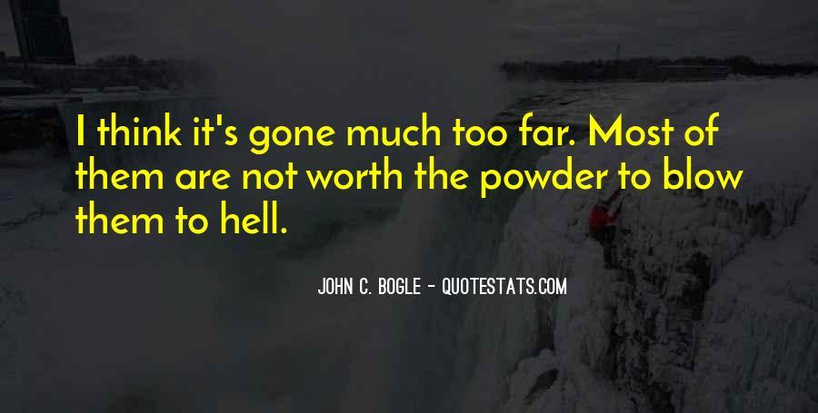 John C. Bogle Quotes #1665954