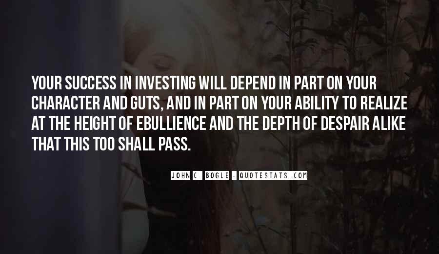 John C. Bogle Quotes #183487