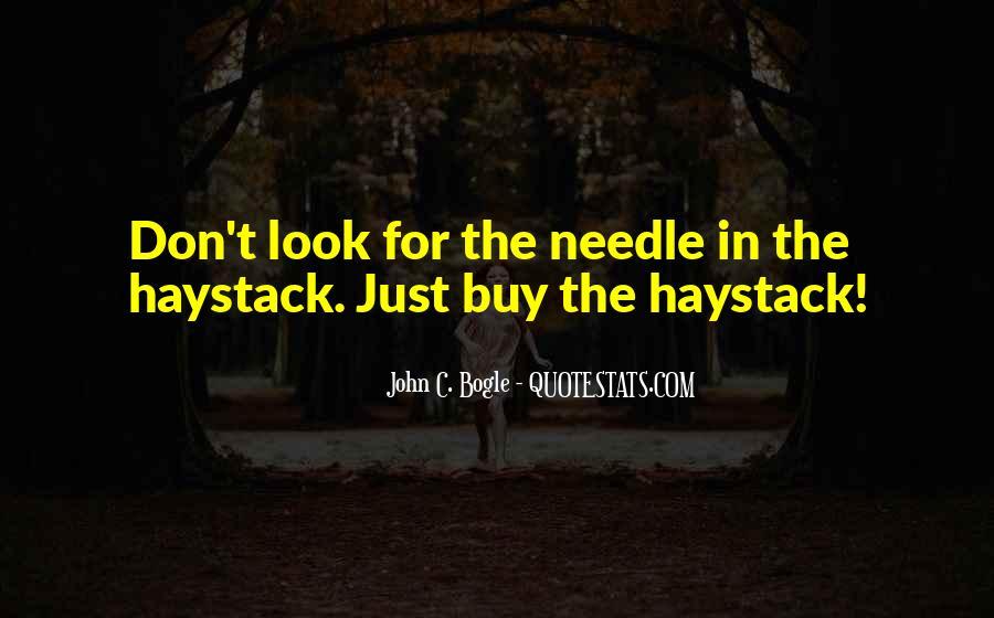 John C. Bogle Quotes #45752