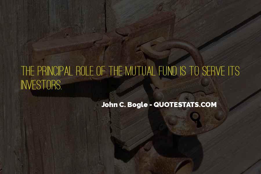 John C. Bogle Quotes #686768