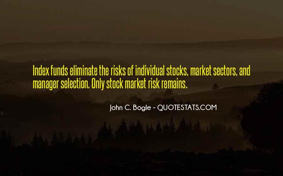 John C. Bogle Quotes #782980