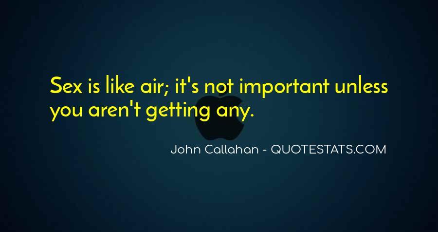 John Callahan Quotes #1300275