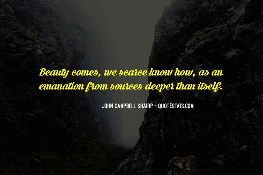 John Campbell Shairp Quotes #1069305