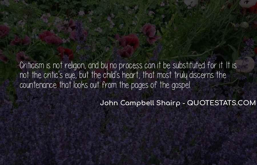 John Campbell Shairp Quotes #1247170