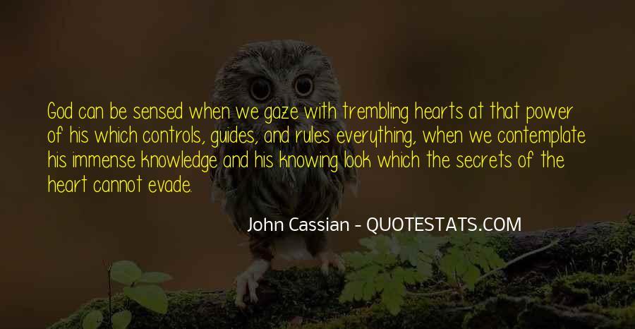 John Cassian Quotes #1357578