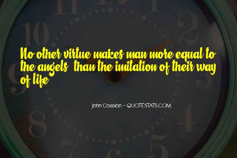 John Cassian Quotes #146882