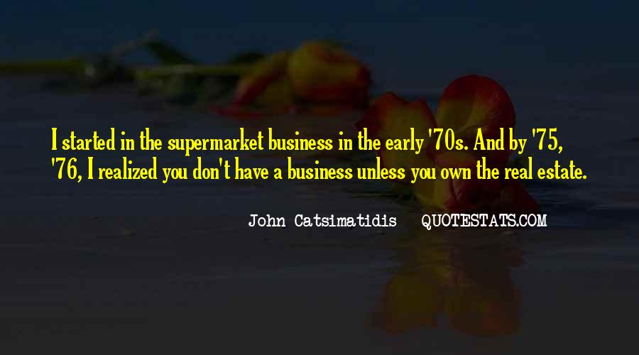 John Catsimatidis Quotes #1386812