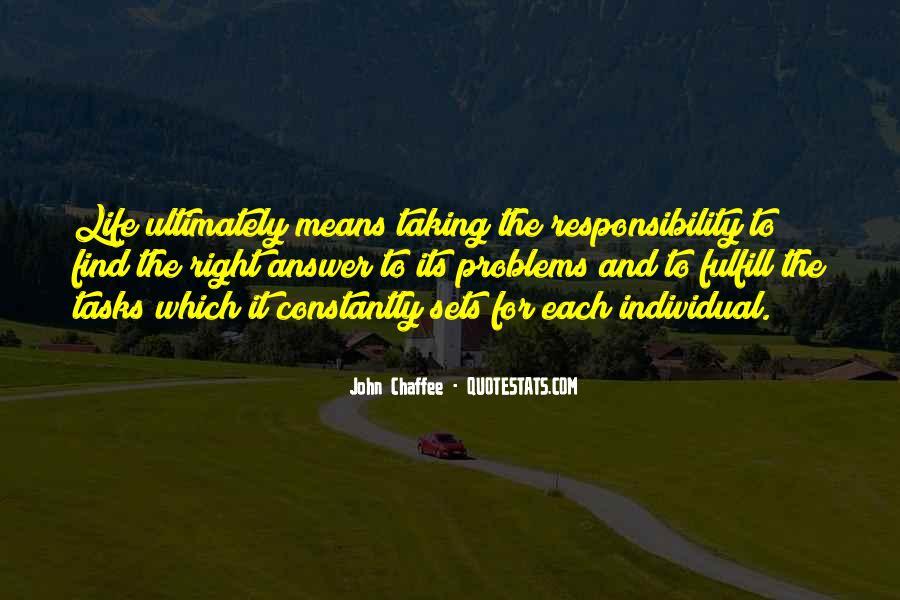 John Chaffee Quotes #1080144