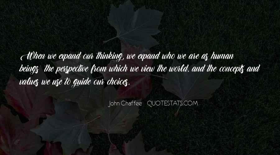 John Chaffee Quotes #1445047
