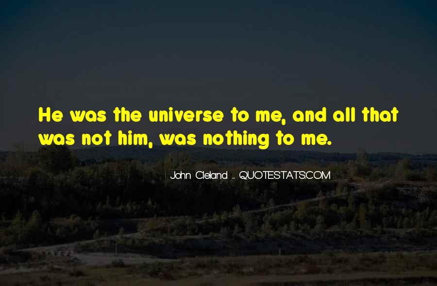 John Cleland Quotes #313618