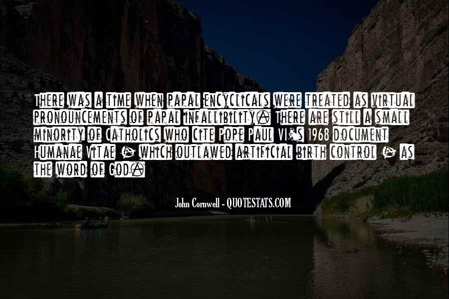 John Cornwell Quotes #779199