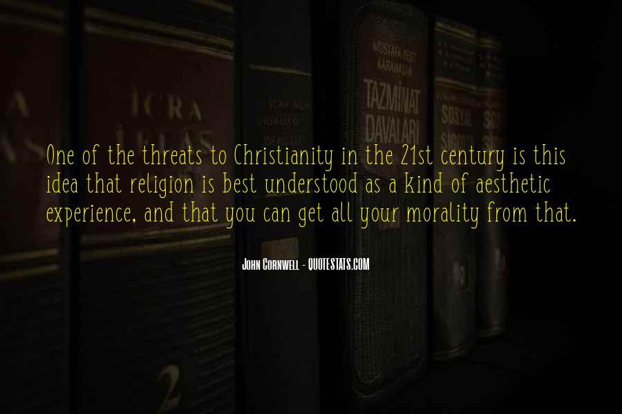 John Cornwell Quotes #818820
