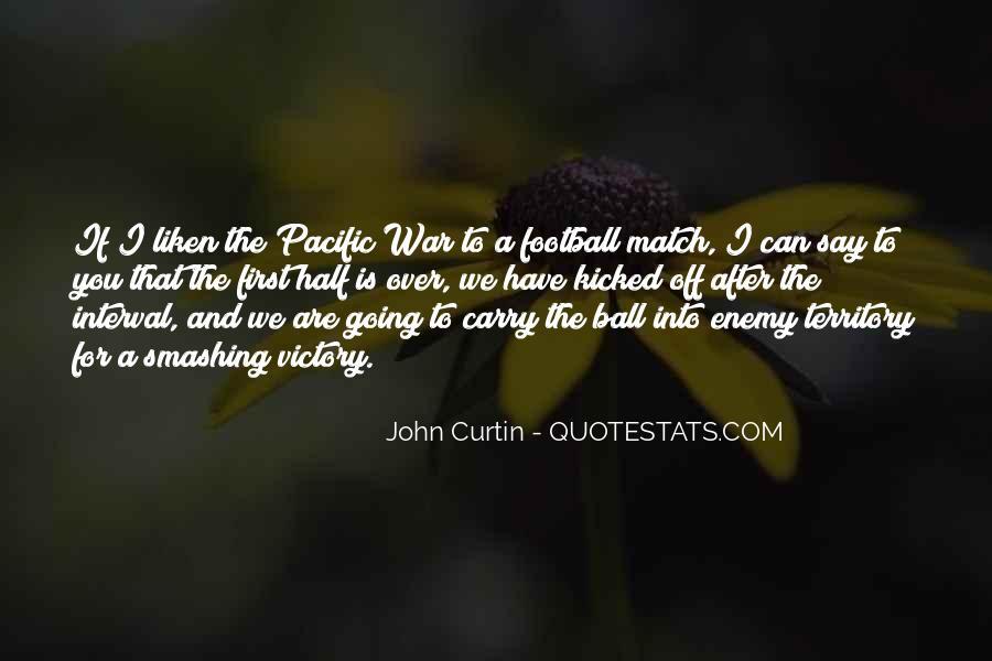 John Curtin Quotes #672105