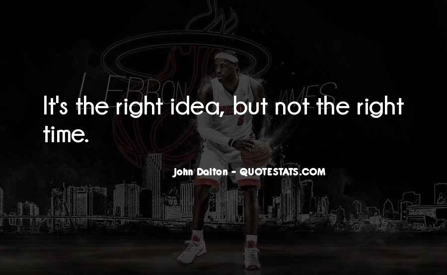 John Dalton Quotes #1086031