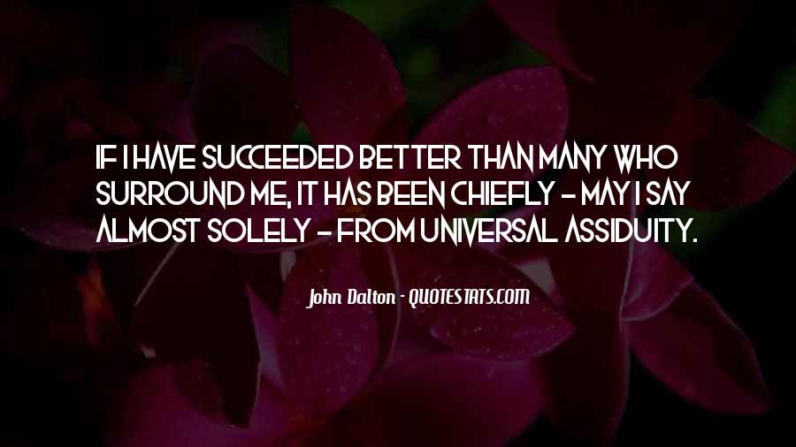 John Dalton Quotes #1585261