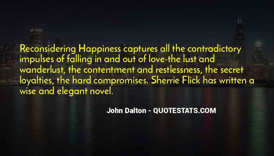 John Dalton Quotes #285904