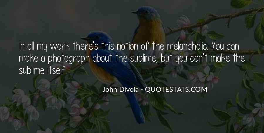 John Divola Quotes #1401836