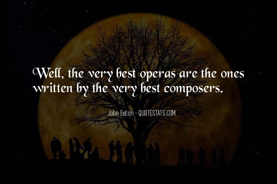 John Eaton Quotes #118992