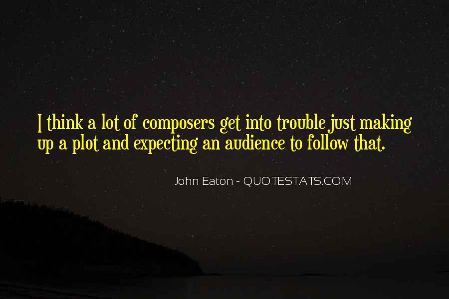 John Eaton Quotes #261023