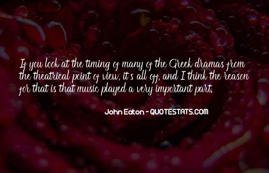 John Eaton Quotes #435542