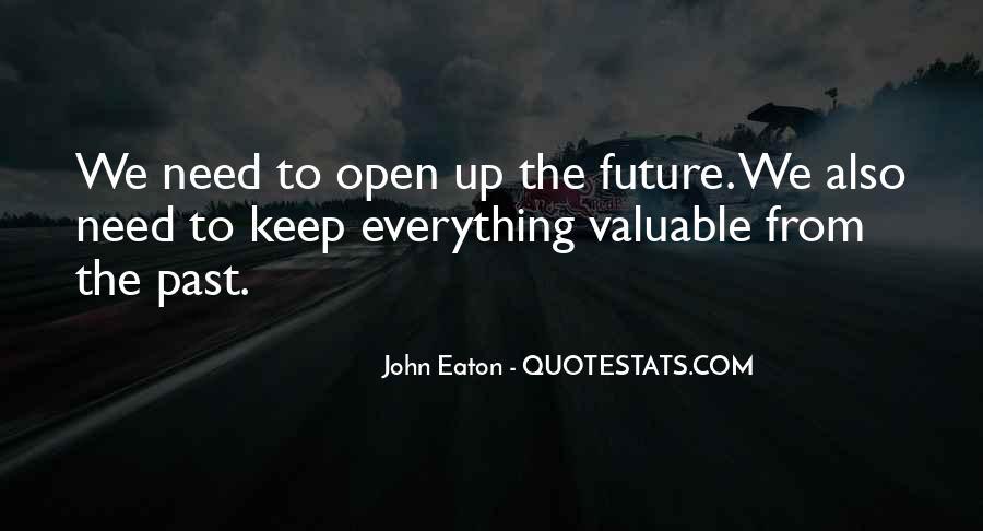 John Eaton Quotes #500050