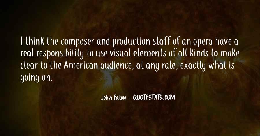 John Eaton Quotes #580734