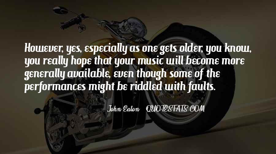 John Eaton Quotes #731436
