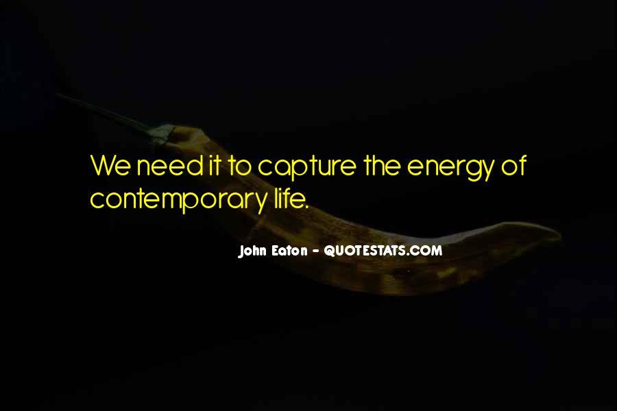 John Eaton Quotes #833969