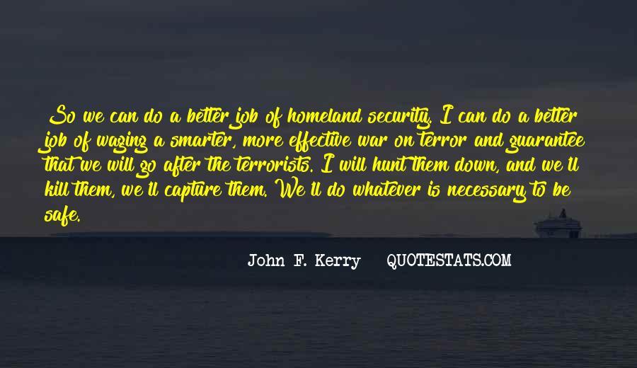John F. Kerry Quotes #1028243