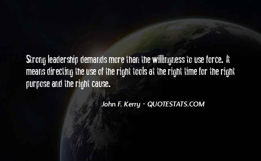 John F. Kerry Quotes #1158036